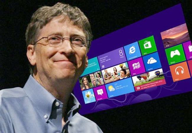 Bill Gates. Foto: EFE