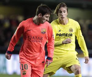 Barça y Messi llegan a la final
