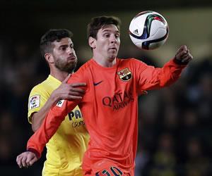 Messi y Barcelona alcanza la final de la Copa del Rey