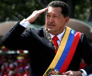 Oruro rinden homenaje a Hugo Chávez a dos años de su fallecimiento