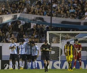 Racing quiere seguir con su buena racha ante el Sporting Cristal
