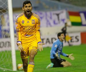 Tigres gana en Oruro y San José relega opciones en la Copa