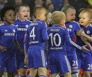 La eliminación del Chelsea y los bebés de Ibrahimovic en 'memes'