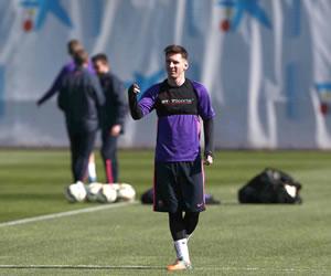 Messi y el Barça estrenan su recuperado liderato ante un Eibar a la baja
