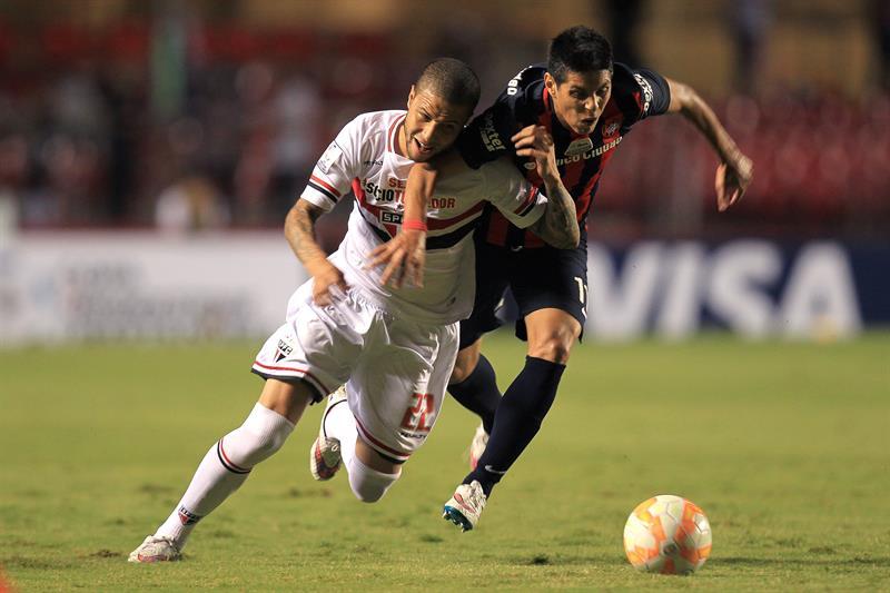 San Lorenzo luchó lo que pudo pero al final perdió en el Morumbí