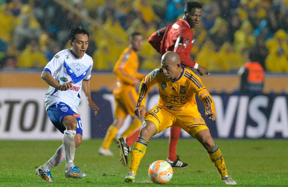 4-0. Imágenes de la caída por goleada de San José ante Tigres