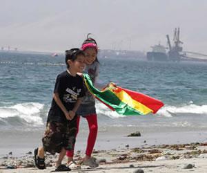 Bolivia confía en que la CIJ resolverá pacíficamente la controversia con Chile