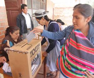 """OEA """"seguirá de cerca"""" la inhabilitación de candidatos opositores en Bolivia"""