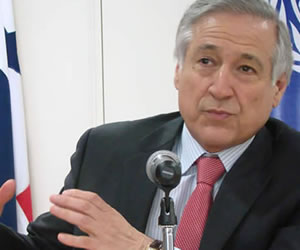 Canciller Muñoz afirma que Bolivia cometió error histórico al llevar demanda a La Haya