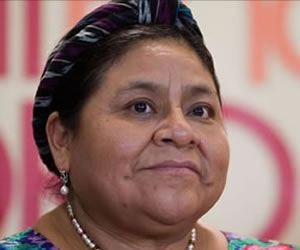 Menchú asistirá a audiencias de CIJ sobre demanda marítima de Bolivia a Chile