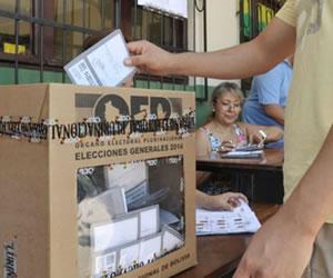 Bolivia inicia período de reflexión previo a las elecciones regionales