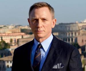 """Daniel Craig, operado tras lesionarse durante el rodaje de """"James Bond"""""""