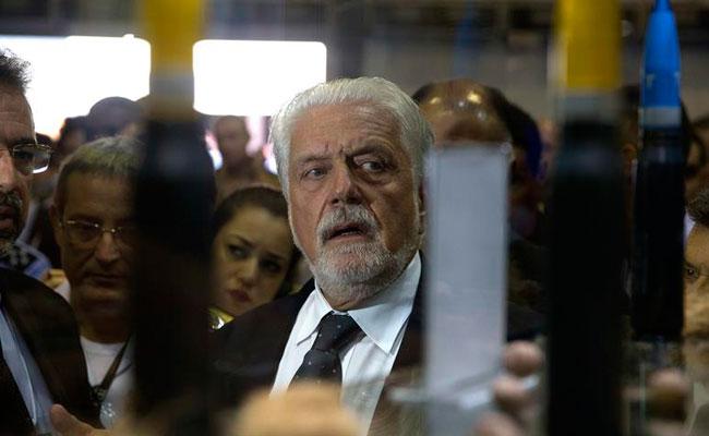 El ministro brasileño de Defensa, Jacques Wagner. EFE