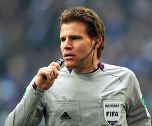 Real-Atlético será dirigido por el alemán Felix Brych