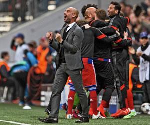 UEFA abre expediente a Guardiola por apoyo al 'Topo' López