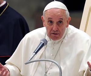 El papa expresa su solidaridad con los afectados de Nepal