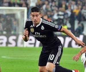 Juventus se burló del Real Madrid y lo venció en casa