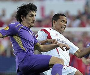 El Sevilla aplastó a la Fiorentina