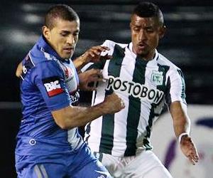 Nacional tropezó ante Emelec y se complicó en la Libertadores