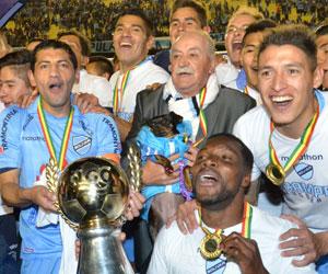 Bolívar suma su vigésimo título en la historia de la Liga