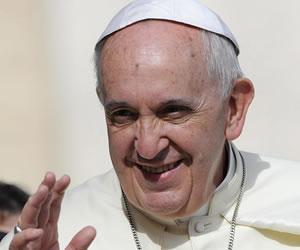 Papa Francisco: Inicia colecta en Bolivia por su visita