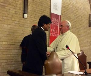 Arquidiócesis de Cochabamba solicitó 10.000 espacios en Santa Cruz para Papa
