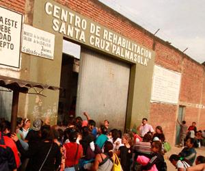 Presos de Palmasola adecentan la cárcel para visita del papa