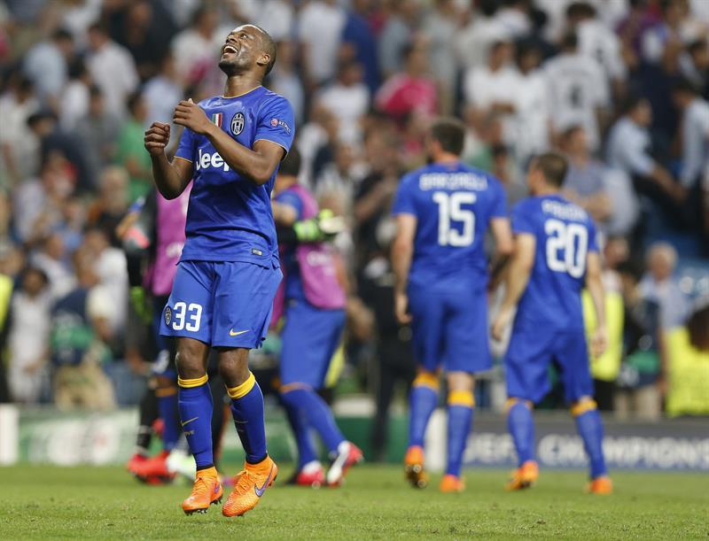 La clasificación de la Juventus ante el Real Madrid