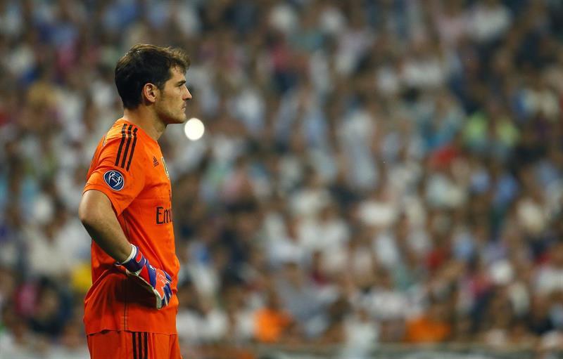 Real Madrid quedó eliminado en la Liga de Campeones al empatar con la Juventus. Foto: EFE