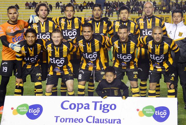 The Strongest obtuvo el subcampeonato del Torneo Clausura. ABI/Archivo