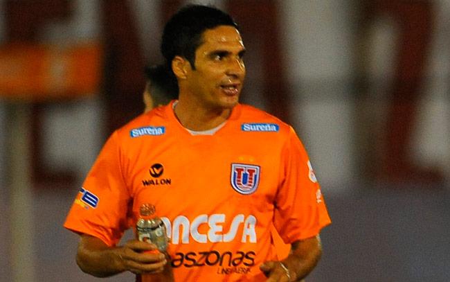 Martín Palavicini, goleador del Torneo Clausura. EFE/Archivo
