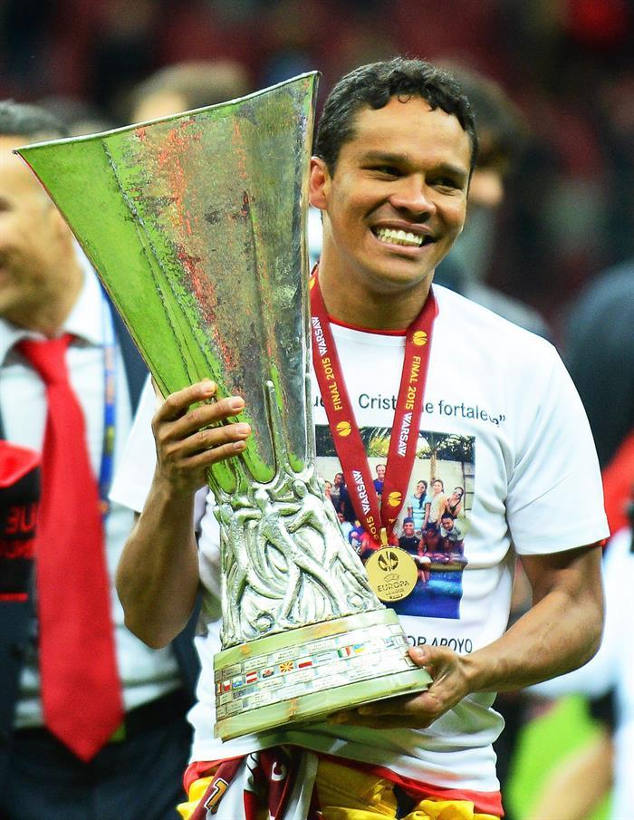 Seviilla Campeón de la Liga Europa. Foto: EFE