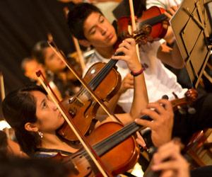 Más de mil músicos recibirán al papa Francisco en Santa Cruz