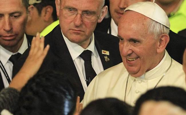 La multitudinaria misa del papa Francisco en el Parque Bicentenario de Quito