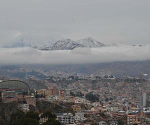 Los Andes se visten de blanco a la espera de Francisco