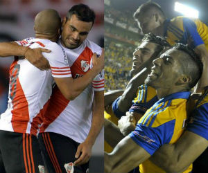 River Plate vs. Tigres, la gran final