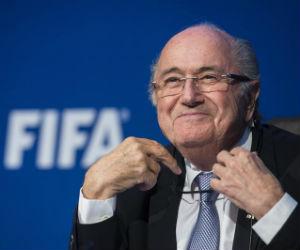 Blatter felicitó a River por clasificar al Mundial de Clubes