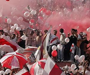 Hinchas de River Plate ya palpitan la final