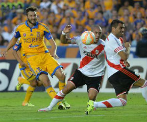 Resumen de la primera final entre Tigres vs. River Plate