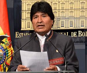 Bolivia niega chantaje para restablecer relaciones con Chile