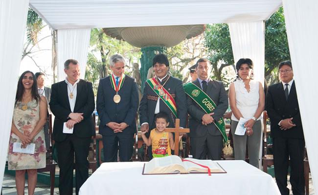 190 años: Así se vivió el Día de la Independencia de Bolivia