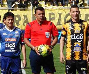 The Strongest tropieza con Blooming; Sport Boys toma la punta