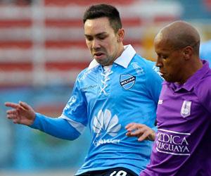 Temprana despedida de Bolívar de la Copa Sudamericana: Imágenes