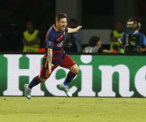 El mejor gol de la temporada en Europa lo marcó Messi