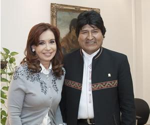 Morales asegura que Colombia y Venezuela podrán resolver sus problemas