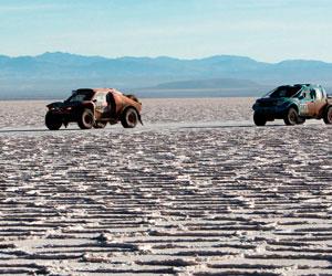 Gobierno y ASO verifican diferentes temas del Dakar por Bolivia