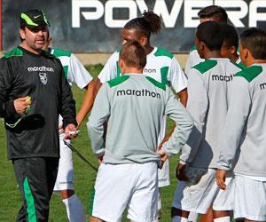 La Bolivia de Baldivieso se entrena para encarar las Eliminatorias
