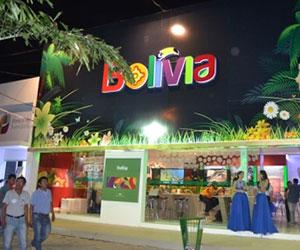 Emprendimiento turístico en Expocruz