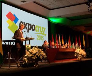 Expocruz generó más de USD $300 millones en negocios