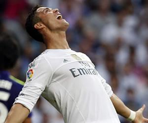 Cristiano Ronaldo rompe récord en el Real Madrid